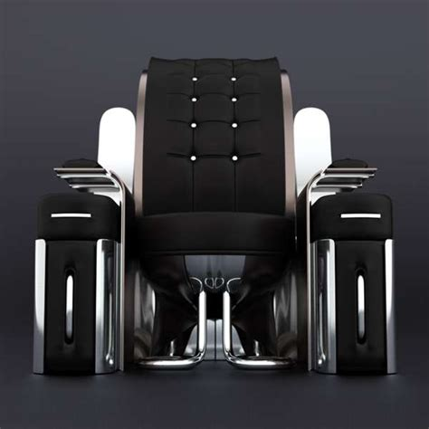 black white futuristic couch refined futuristic furniture futuristic furniture