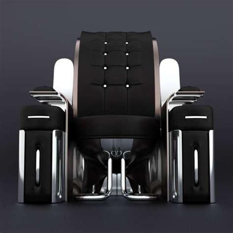 Refined Futuristic Furniture : Futuristic Furniture