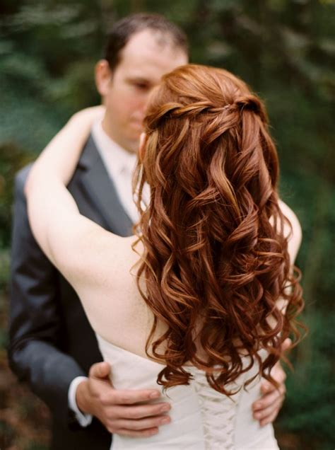 bridal hairstyles for red hair best 25 red wedding hair ideas on pinterest red hair