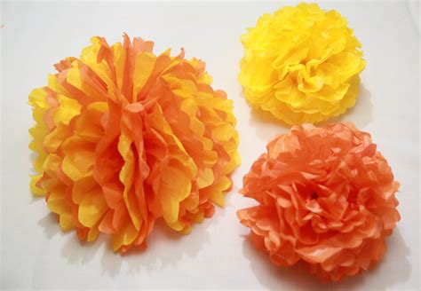 How To Make Paper Balls - how to make a tissue paper 7 steps with pictures