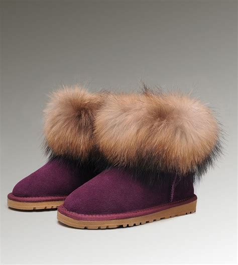 fur ugg boots uggs fox fur store for your cheap ugg boots shoes