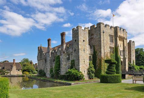 castle images hever castle