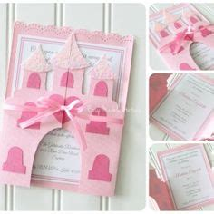 Handmade Princess Invitations - 1000 ideas about princess birthday invitations on