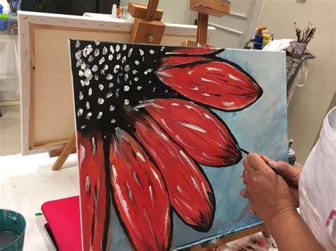 acrylic painting ideas step by step acrylic painting ideas for beginners ardor studio is not
