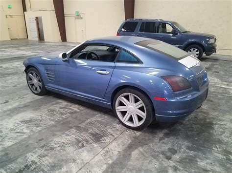 2005 Chrysler Crossfire Parts by Parting Out 2005 Chrysler Crossfire Limited