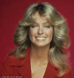 bad hair styles of the 70s jaclyn smith is reduced to tears when asked about farrah