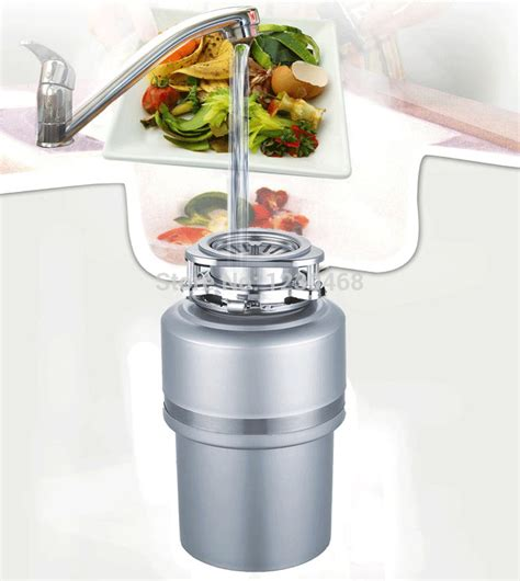 kitchen sink food waste disposer garbage crusher grinder