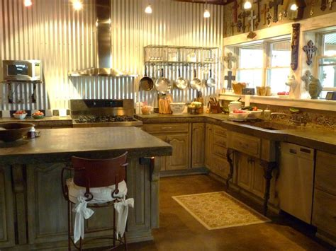 Rustic Corrugated Tin Corrugated Metal Back Splash Idea Corrugated Tin Backsplash