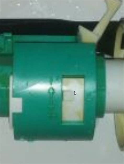 Inbouwreservoir Toilet Defect by Geberit Toilet Dual Flush Werkt Niet Goed