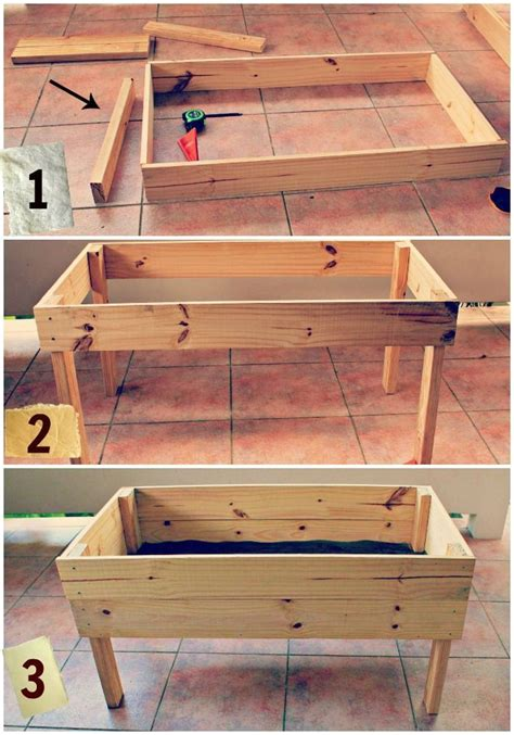raised beds plans raised garden table plans download raised garden bed