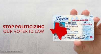 texas voter id law texas voter id laws restored for november elections