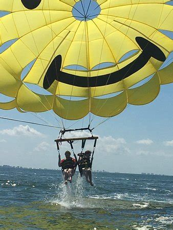 Paradise Parasail Inc. (Fort Myers Beach)   2018 All You