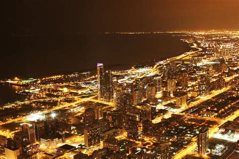 City Of Lights by City Of Lights Photograph By Caroline Lomeli