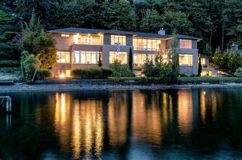 buy house in seattle wa northwest real estate find big home on lake washington seattlepi com