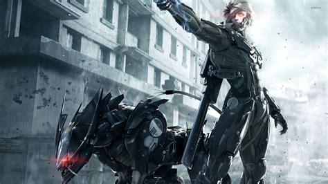 Kaos Raiden Metal Gear Rising raiden metal gear rising revengeance wallpaper wallpapers 17280
