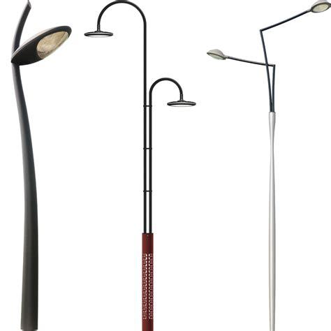 light poles in la aluminum light pole road light post lights