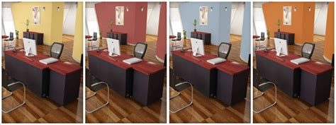 professional office color schemes feng shui in the personal and professional office discover versatables