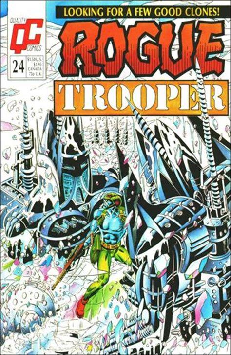 Rogue Trooper Tpb 1984 1988 rogue trooper 24 a sep 1988 comic book by quality comics
