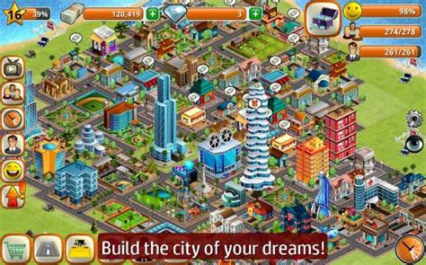 Gamis Vilia Ce 77 city island sim for android free city island sim apk mob org