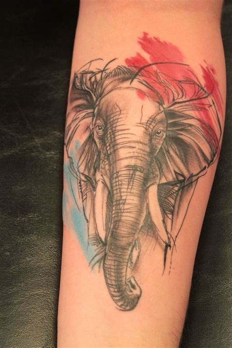 elephant knee tattoo meaning 1000 ideas about elephant tattoo meaning on pinterest