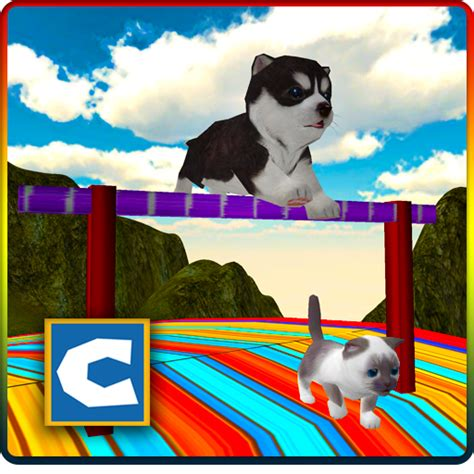 puppy simulator 3d stunts cat simulator 3d