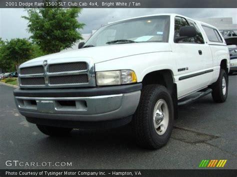 2001 dodge ram 1500 interior bright white 2001 dodge ram 1500 slt club cab 4x4