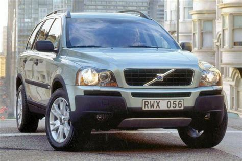 2014 volvo xc90 reviews volvo xc90 2002 2014 used car review review car review