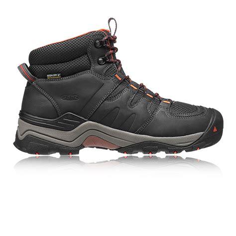 waterproof walking shoes keen gypsum ii mid waterproof walking shoes ss17 10