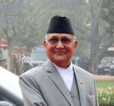 Oli Win with left alliance s win oli set to return as nepal pm