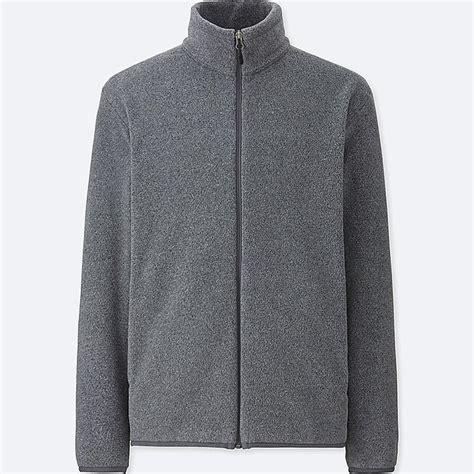 fleece sleeve zip jacket uniqlo us