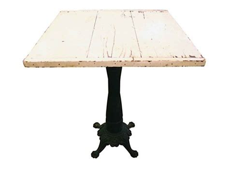 Claw Foot Pedestal Table Antique Pedestal Table With Cast Iron Claw Foot Base