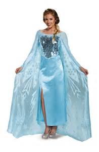 disney frozen halloween costumes elsa prestige frozen disney princess woman halloween