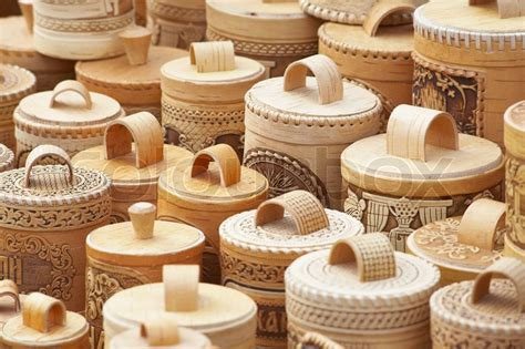 birchbark utensil home industry belokurikha health