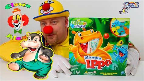 gioco da tavolo per bambini giocattoli per bambini e ragazzi mangia ippo giochi da