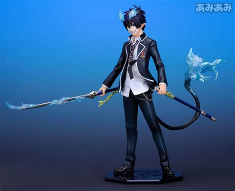Half Age Character Series Ao No Exorcist amiami character hobby shop g e m series blue exorcist rin okumura 1 8 complete figure