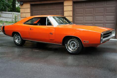 Original Dodge by 1970 Dodge Charger Rt Se 70 000 Original Survivor Car