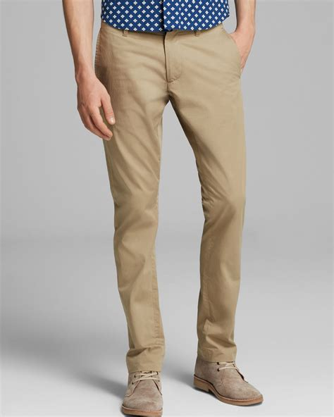 Celana Slim Fit Cowok marc by marc california cotton slim fit in for lyst