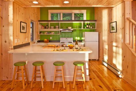 highland lake house kitchen