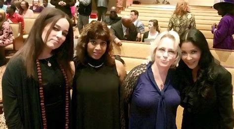 Members Of Vanity 6 by Apollonia Kotero On The Passing Of Quot Vanity