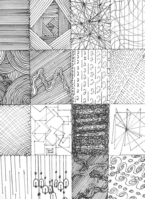 pattern art lines line designs lessons from the k 12 art room