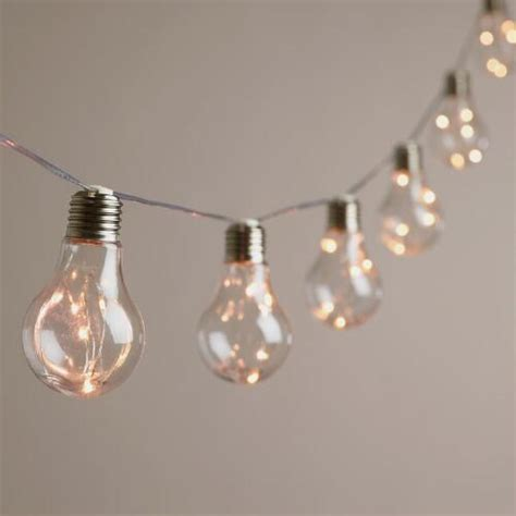 battery operated led light bulb edison firefly 10 bulb battery operated string lights