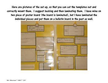 calendar template for bulletin board calendar math for the grades bulletin board