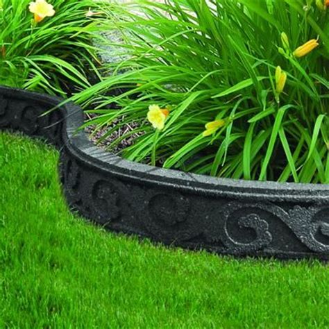 home depot flower bed edging 123 best images about garden edging designs on pinterest