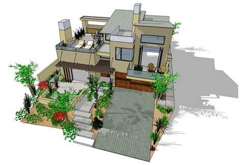 planos de casas con patio central planos de casas con patio central plano de casa grande
