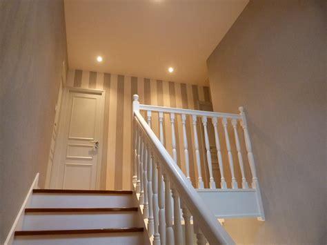 Escalier Peint En Gris by Escalier Peint En Gris Et Blanc 1 Anthracite D233co