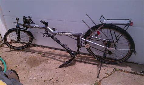 Recumbent Bike Tl 370 L day zero of bran 2011