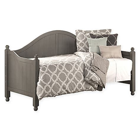 bed bath and beyond augusta hillsdale augusta daybed with suspension deck in stone