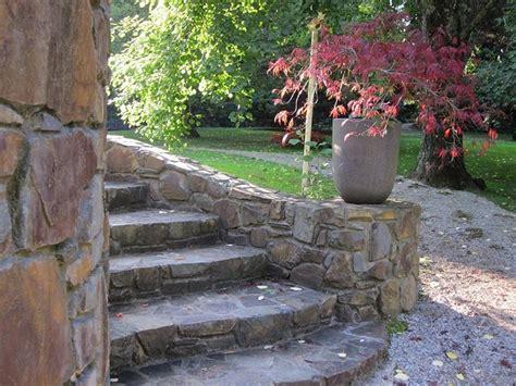 scale giardino gradini in pietra scale scalini in pietra