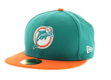 dolphin colors miami dolphins historic basic 59fifty craniumfitteds