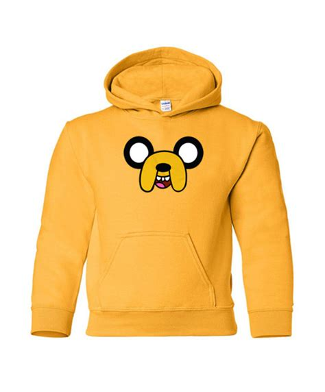 Adventure Time Design Hoodie adventure time jake unisex hoodie my o tees